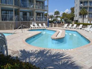 Blue Water Resort 406 | Spectacular Ocean-Front Condo, Myrtle Beach