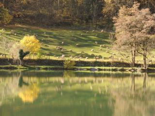 alpes de haute provence, Le Lauzet Ubaye