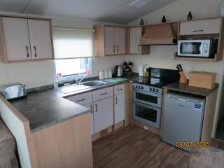 Seashore Haven Drifter beautiful caravan., Great Yarmouth