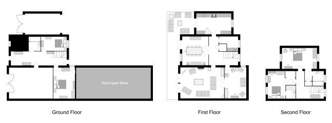 Nightingale House floor plan
