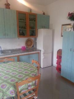 mobili della cucina