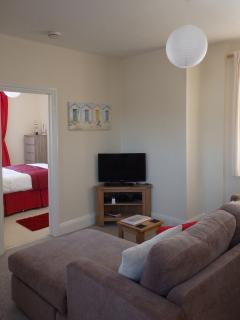 TV - BT Freeview, DVD player and unlimited WiFi access are all included.