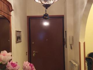 Panoramica dell'ingresso dell'appartamento