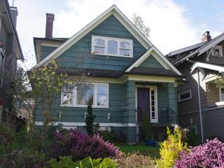 Beautiful 3BR Home on West Side, Vancouver