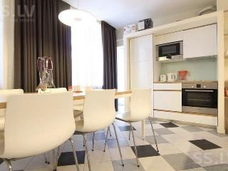Cosy and attractively desiged flat, Riga