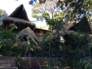 casa aromansse, La Laguna de Apoyo