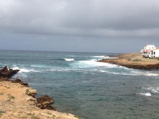 Menorca frente al mar. Espectacular!!