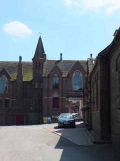 School on Right