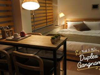 [Gangnam]NICK and MJ - DUPLEX G (Upto 7 pax), Seoul