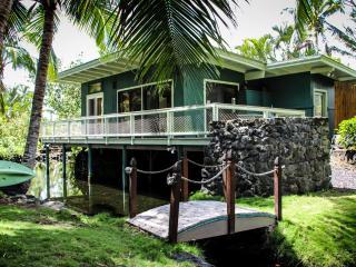 Kapoho Tiki Cottage, Pahoa