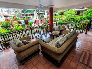 2Bdr Ground Level Apt BchFrt Pool View Patong 312