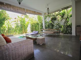 700m Beach & Center - Quiet & Tropical, Kuta