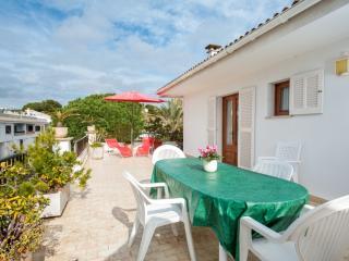 FLAMENC - Property for 8 people in Platges de Muro, Playa de Muro
