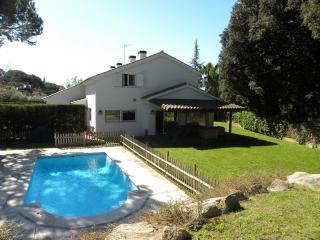 BIB-SVM-07-bonita casa con piscina en Sant Vicenç, Sant Vicenç de Montalt