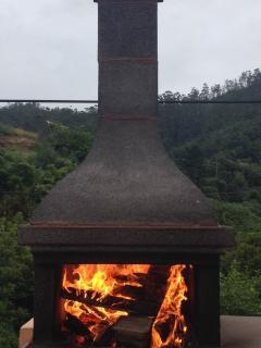 Churrasco - Madeiran BBQ for speciality of Espetada