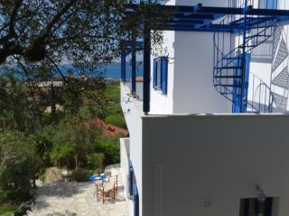 left side villa