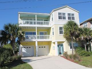 Full Moon, Pet Friendly, 4 Bedroom, 3 1/2 Bath, Private Pool, Ocean View, Crescent Beach