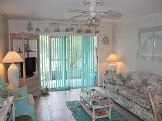 Beautifully Decorated Ground Floor Condo, Boat Parking, Pool, Tennis Court, Saint Augustine