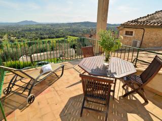 Habitación con terraza privada en finca Es Castell, Caimari