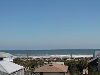 Surf View, 3 Bedroom, 2 Bath, Ocean View Home, Saint Augustine