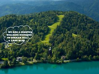 Best location in city center of Bled!