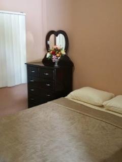 A Fully furnished one bedroom for lease or rent.