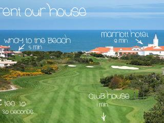 Golf House by the Ocean, Baleal