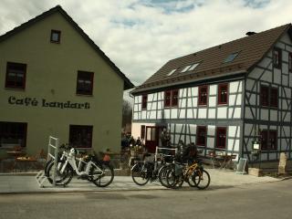 Café Landart Ferienwohnung Tenne