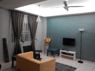 Kuala Lumpur South 3 Rooms Apartment with Security