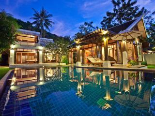 Samui Island Villas - Villa 127 Quiet Sandy Beach, Koh Samui
