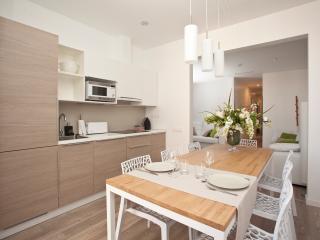Lujoso apartamento en Barcelona para 8 personas