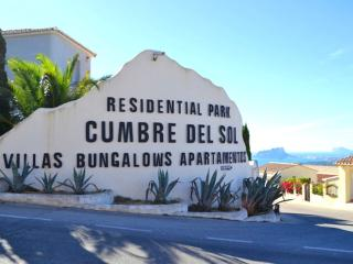 Cumbre Del Sol /Benitachell Holiday, Near Moraira