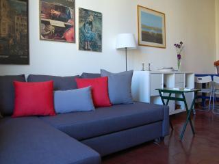 Bright Vatican Apartment