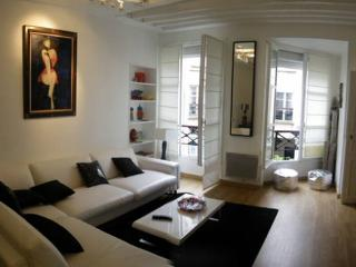 Marais center 40 m2, Paris