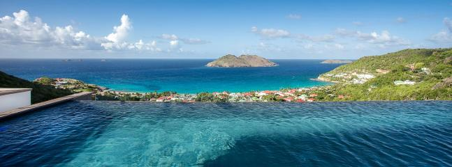 Villa My Way AVAILABLE CHRISTMAS & NEW YEARS: St. Barths Villa 231 On The Hillside Of Colombier And It Overhangs The Ocean And Flamands Beach., Anse des Flamands