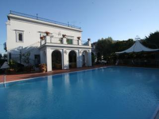 VILLA 1881 INFINITY SWIMMING POOL-SORRENTO-POSITAN