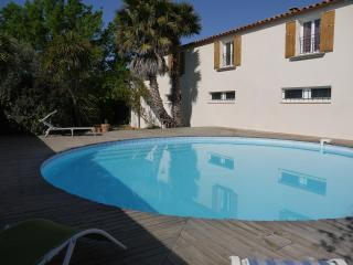 Villa in France, Pezenas with private pool