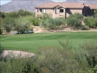 Vistoso Resort Casitas! 17th green Vistoso golf. Stunning Mountain, Sunset views, Oro Valley