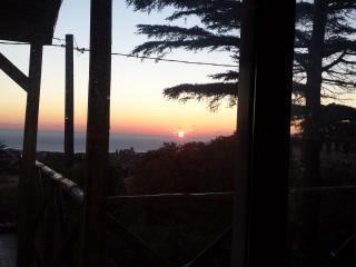villa in collina vista mare, Piedimonte Etneo