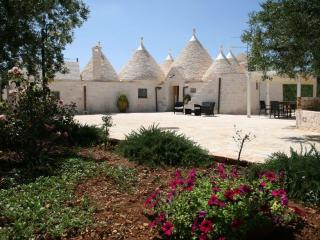 trullo  monte tre carlini
