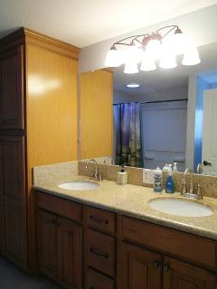 Master Bath - Large Shower Stall