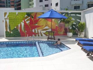 Apartment with Sea View, pool and amazing Location, San Andrés