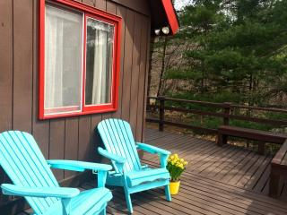 Lovely, Welcoming Catskills Chalet, Maplecrest