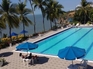 Firts Line Beach Apartment, Santa Marta