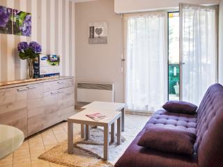 Stylish flat near Cabourg centre