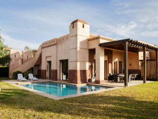 Comfortable Villa in a calm and private resort, Marrakech