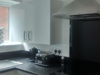 Luxury 2nd floor studio flat Chester city centre