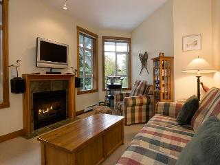 Granite Court #301 | 2 Bedroom Townhome, Fireplace, Village North, Parking, Whistler