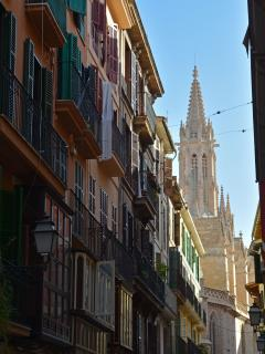 Boutique Loft Palma Old town 4/5pax