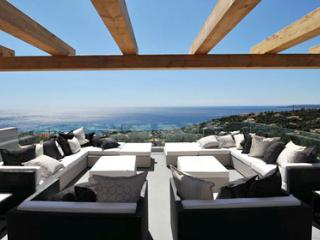 Navarone 164 designvilla with panoramic sea views, airconditioning, pool 10 x 5, Les Issambres